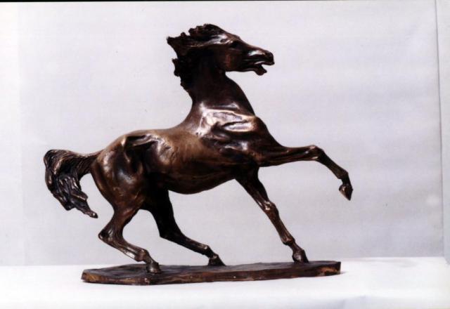 Жеребец ( 31 Х 13 Х 37см ) Horse ( male )